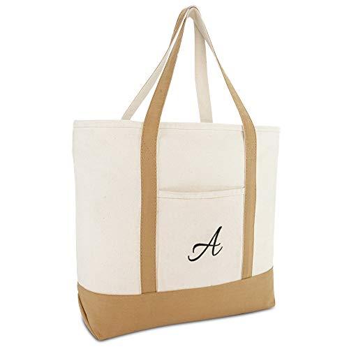 Amazon.com: DALIX Tote Bag Satchel Shoulder Bags for Women Beach