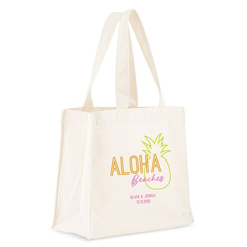 Tote Bags   Personalized Beach Totes - The Knot Shop
