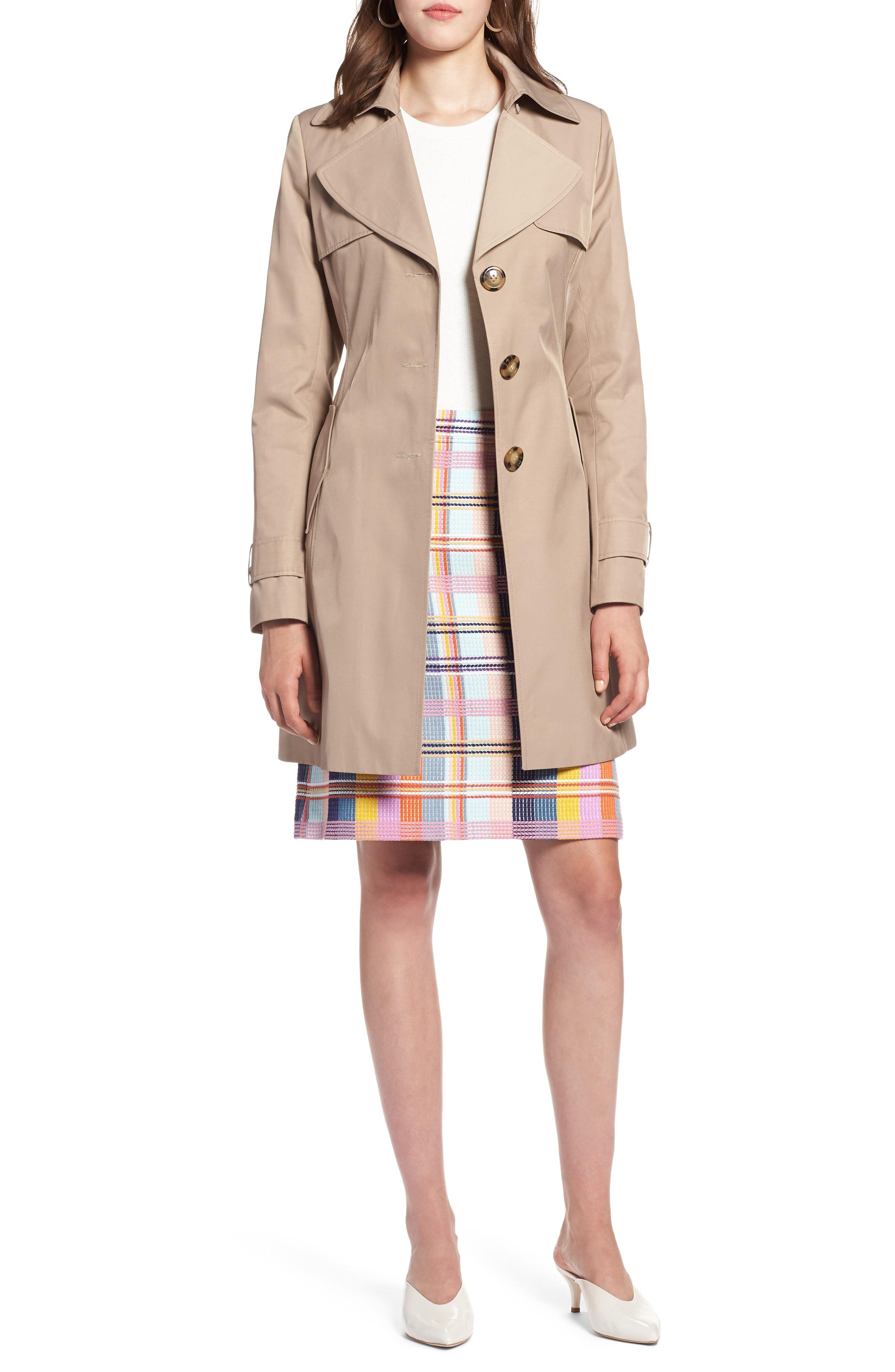 The evergreen fashion staple: Beige coats