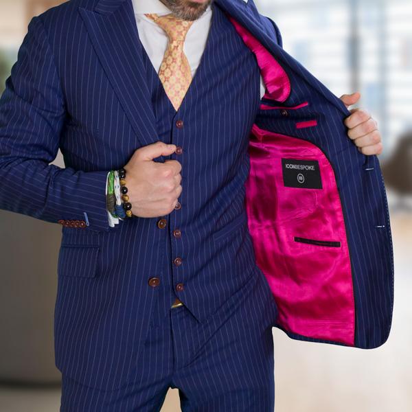 Bespoke Suits, Sport Jackets & Shirts   ICON BESPOKE