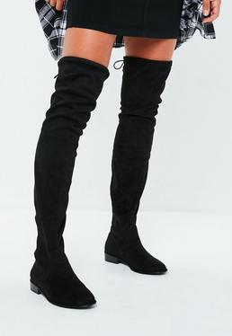 Thigh High Boots - Knee High Boots | Missguided