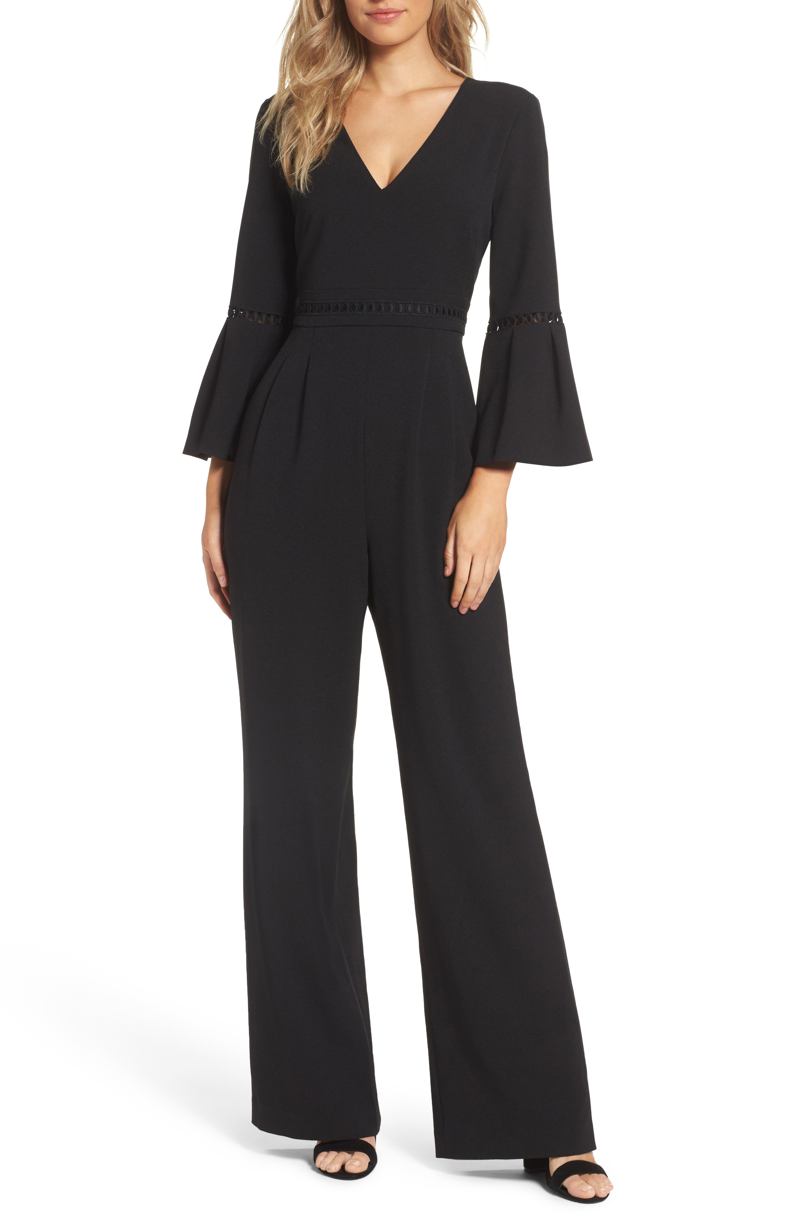 Women's Long Sleeve Jumpsuits & Rompers | Nordstrom