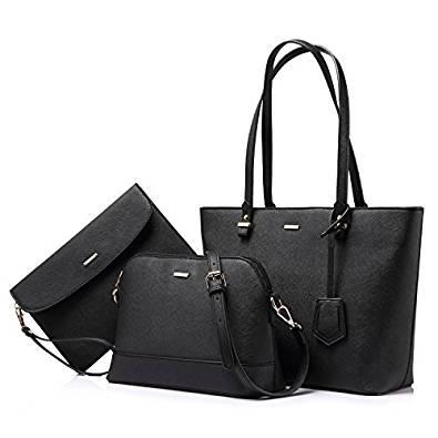 Women desire black shoulder bag