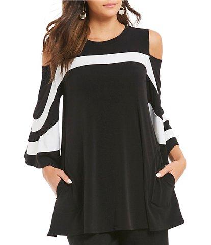 Black Women's Casual & Dressy Tops & Blouses | Dillard's