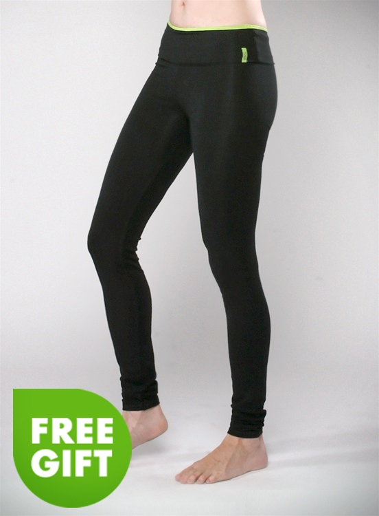 Stretch yoga leggings - ultimate comfort and fit | Yoga City non