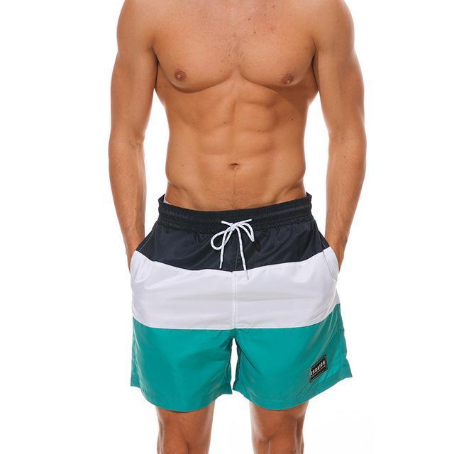 New Quick Dry Summer Mens Board Shorts Mens Siwmwear Swim Shorts