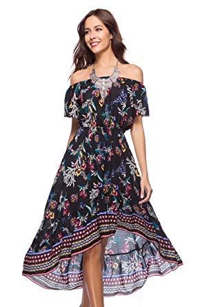 Have A Bohemian Dress This   Fashion Season