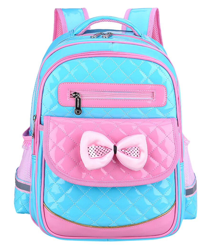 Coofit - Cute Girls Backpacks, Faux Leather School Bags Lovely