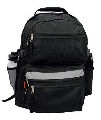 Amazon.com | Large Bookbag Student School Book Bags Big Emergency