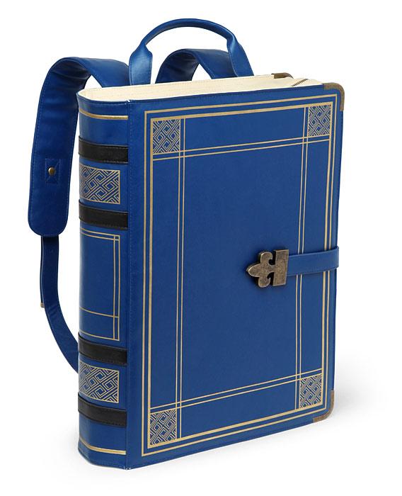 Olde Book Backpack | ThinkGeek