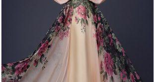 Women Luxury Dress Boutique V Neck Wedding Classic Sexy Beautiful