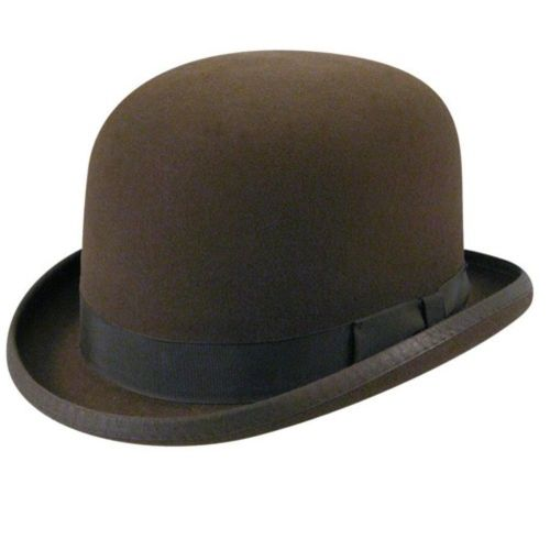 Bollman Collection 1890's Bowler Hat