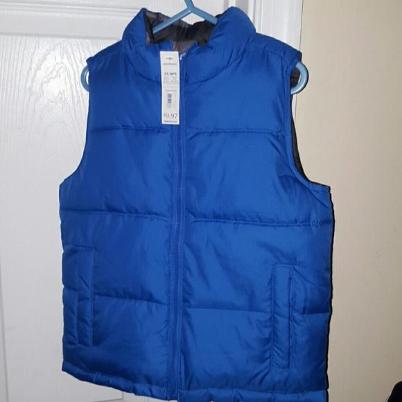 Faded Glory Jackets & Coats   Boys Vest   Poshmark