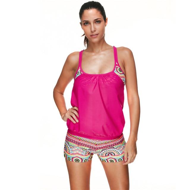 LS1326 Brazilian Cut Bikinis Large Size Swimwear Two Pieces Double