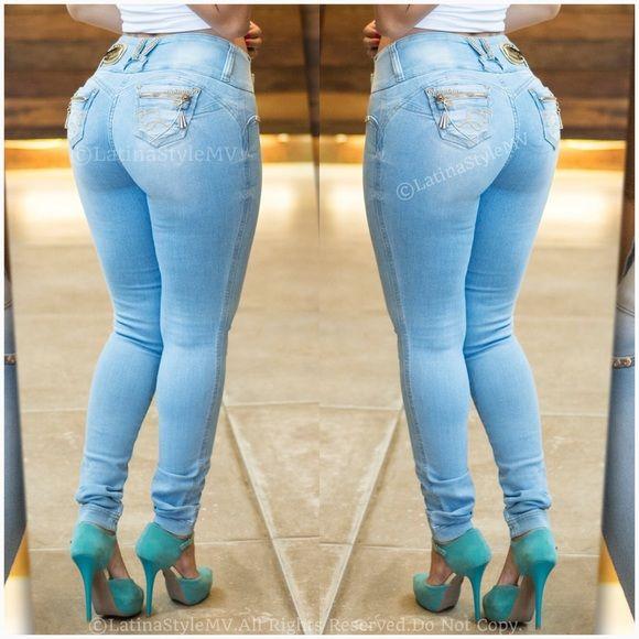 Brazilian Butt Lift Jeans Stunning Imported & Unique Brazilian Jeans