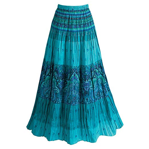 Broomstick skirts for the gorgeous ladies