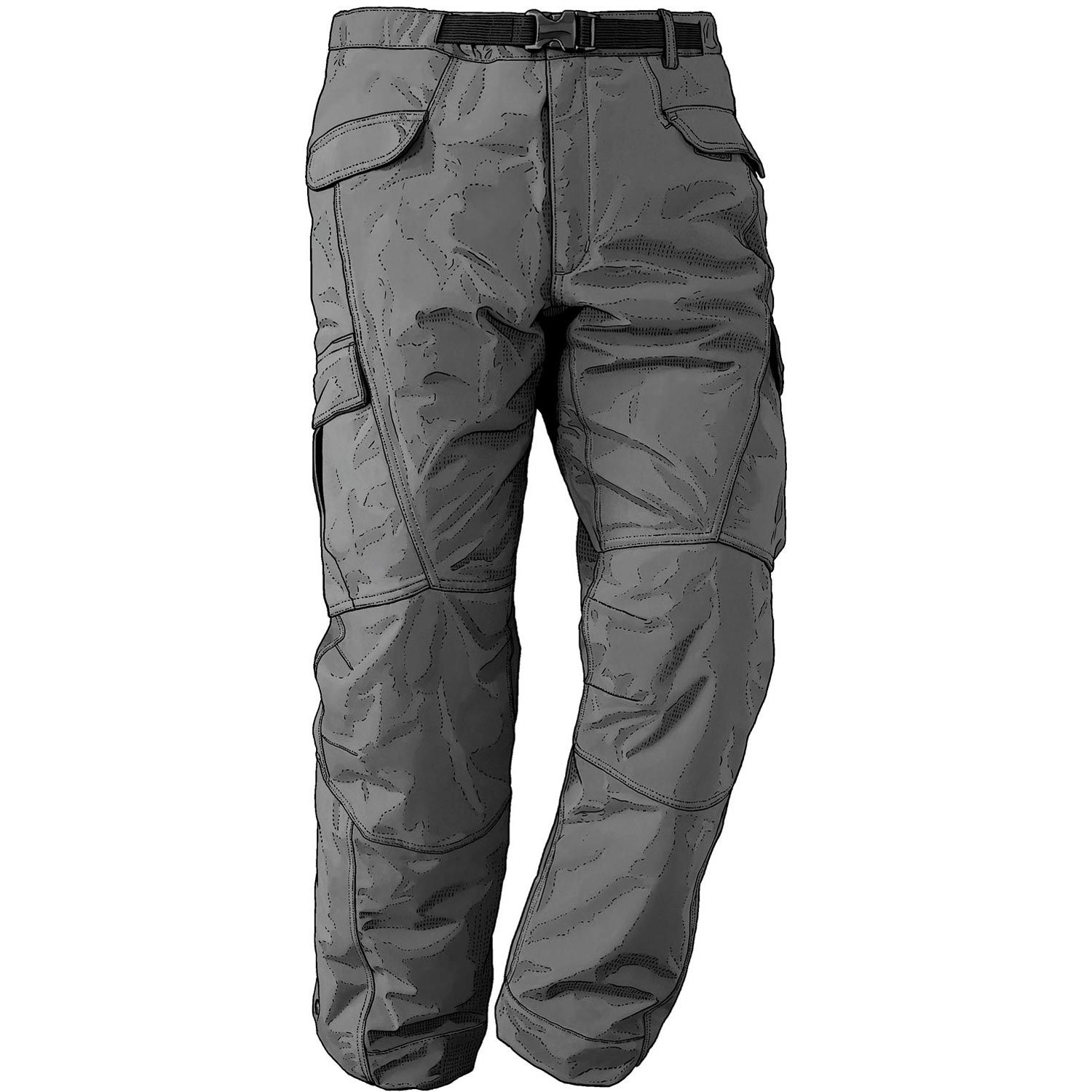 Wear the cargo jeans to look   most trendy