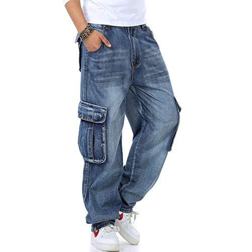 Men's Cargo Jeans: Amazon.com