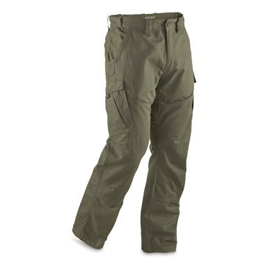 Guide Gear Men's Ripstop Cargo Work Pants - 621473, Jeans & Pants at