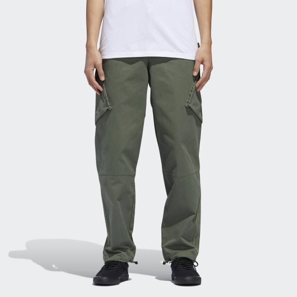 adidas Cargo Pants - Green | adidas US
