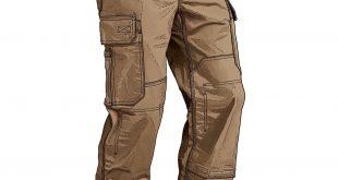 Men's DuluthFlex Fire Hose Ultimate Cargo Work Pants   Duluth