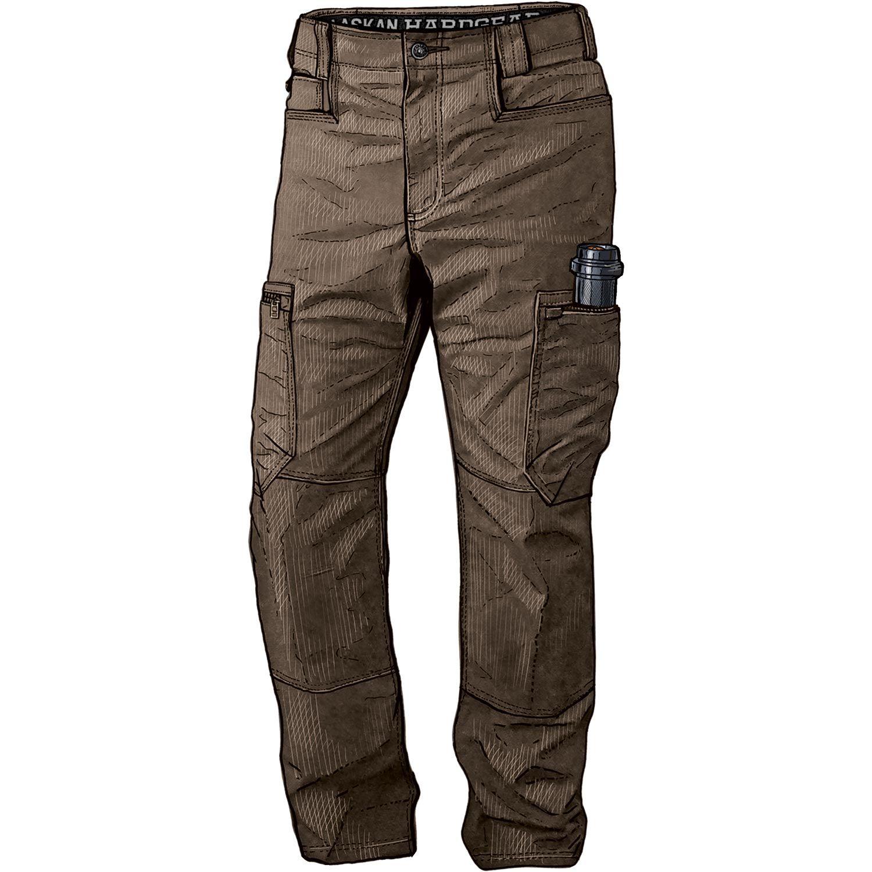 Men's Alaskan Hardgear Roustabout Cargo Pants | Duluth Trading Company