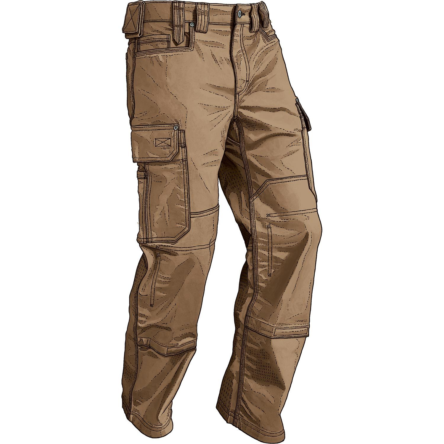 Make your own style icon with stylish cargo pants