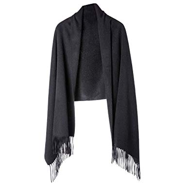 Cashmere Wrap Shawl for Women   Authentic 100% Pure Cashmere Extra