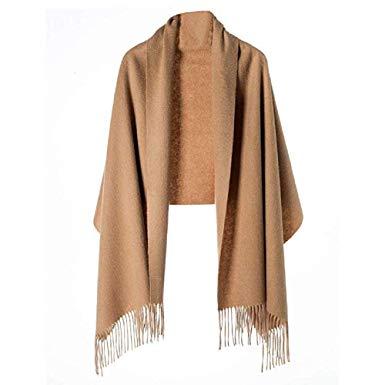 Cashmere Shawl Wrap for Women - 100% Authentic Pure Cashmere