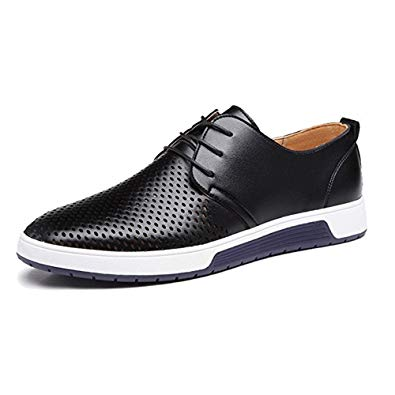 Amazon.com | JACKY'S 2018 Men and Women Casual Shoes Leather Summer