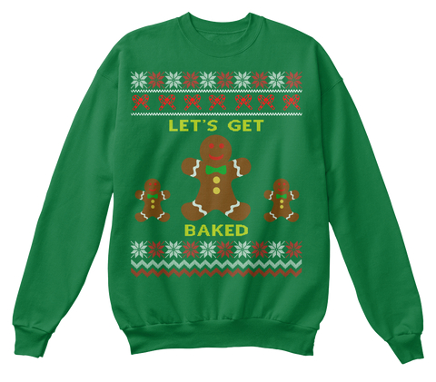 Fashion speaks with tacky   Christmas sweaters