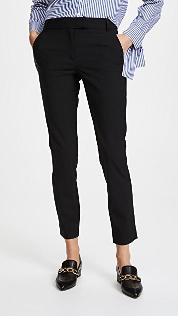 Veronica Beard Slim Cigarette Pants | SHOPBOP