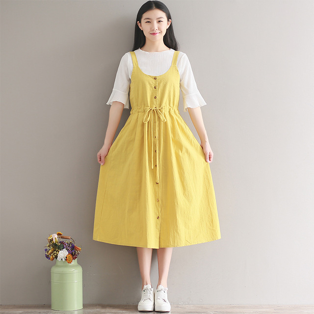 Stay fit and cool with cotton dresses