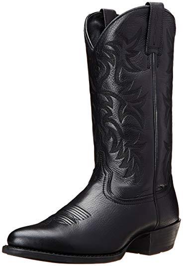 Amazon.com   Ariat Men's Heritage R Toe Western Cowboy Boot   Western