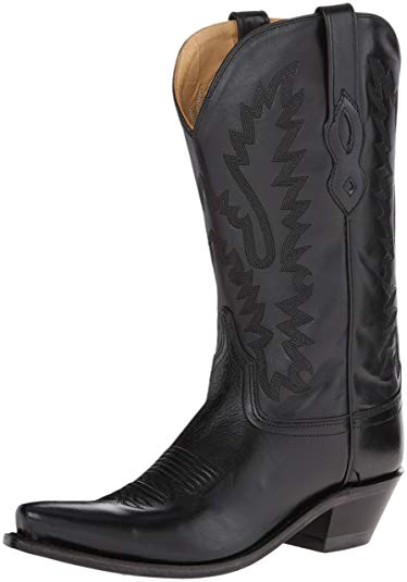 Get the pair of cowboy boots to give a trendy touch to your style