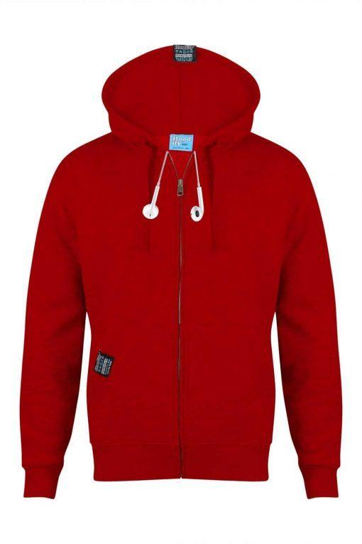 Earbud Zip Hoodie | Custom Hoodies & T-Shirts | Hoodify.Me