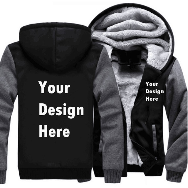 Promotional Your logo Custom Made Hoodies Sweatshirt Men 2018 New