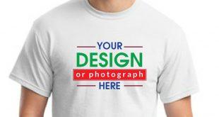 Full color custom printed t-shirts | Printit4Less.com