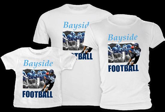 Custom T-Shirt Printing | Design Your Shirt | All Sizes