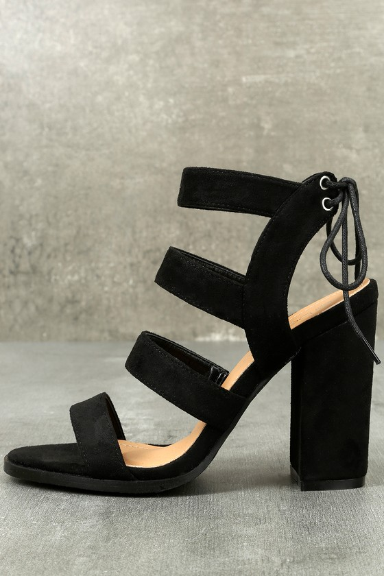 How to differentiate between cute high heels and plain old boring high heels