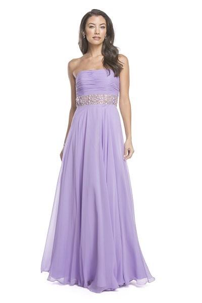 Lilac ballroom dancing dress. Flowing lilac dance dress. You will