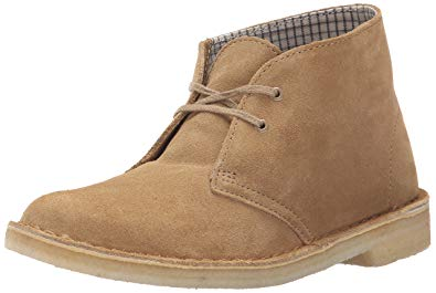 Amazon.com | CLARKS Women's Desert Boot Ankle Bootie | Ankle & Bootie