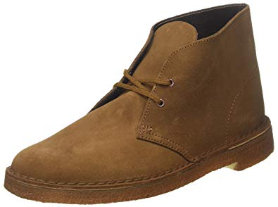 Amazon.com | CLARKS Originals Desert Boot Mens Chukka Boots | Chukka