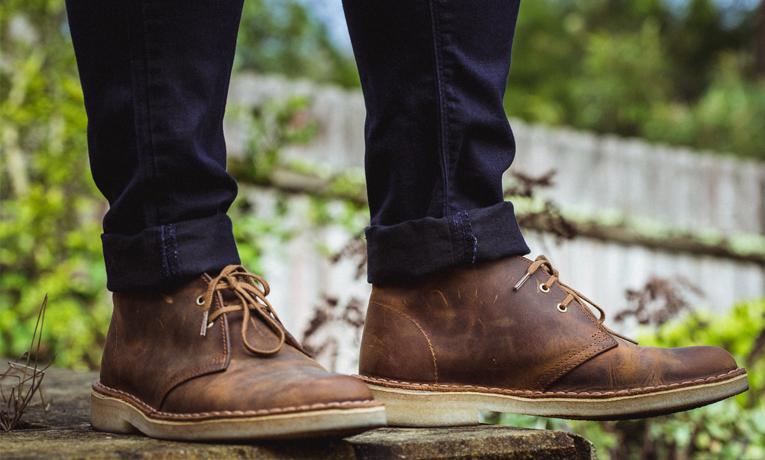 Clarks Originals Men's Desert Boot - Buy This Once | Durable, high