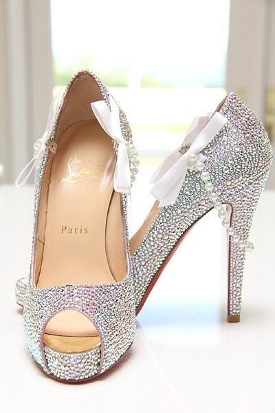 The Ultimate Wedding Shoes - Most Popular Designer Bridal Shoes