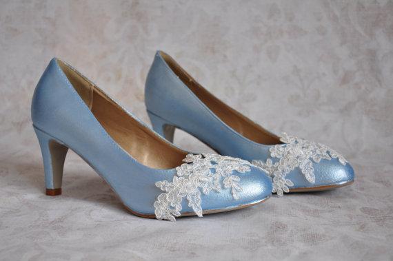 Wedding shoes blue wedding shoes light blue pumps blue bridal shoes