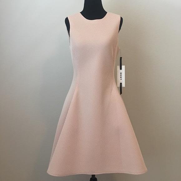 DKNYC Dresses | Dkny Light Pink Dress | Poshmark