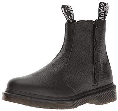 Amazon.com   Dr. Martens Women's 2976 Chelsea Boot with Zips   Shoes