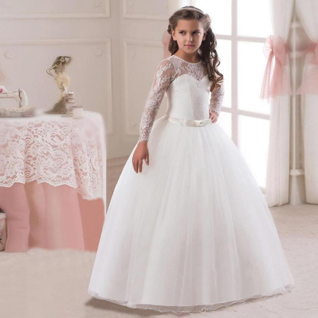 Fashion New Design Dress For Girl Fancy Party Wear Kids Clothes