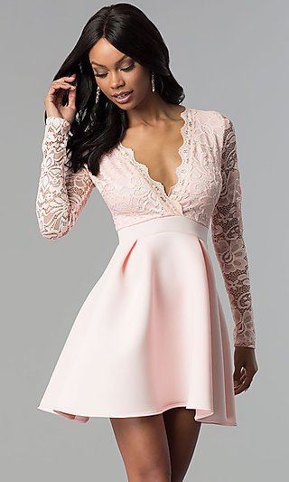 Trendy and stylish dresses for parties